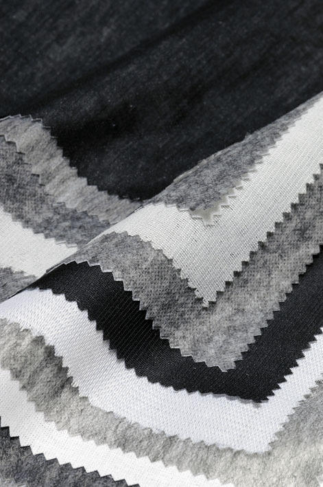 woven and non-woven interlining